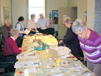 Bruce County Genealogical Society - Adding to Research Collection