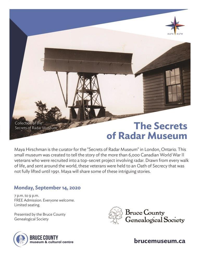 2020 Radar Museum revised date